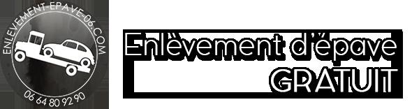 Enlevement epave 06
